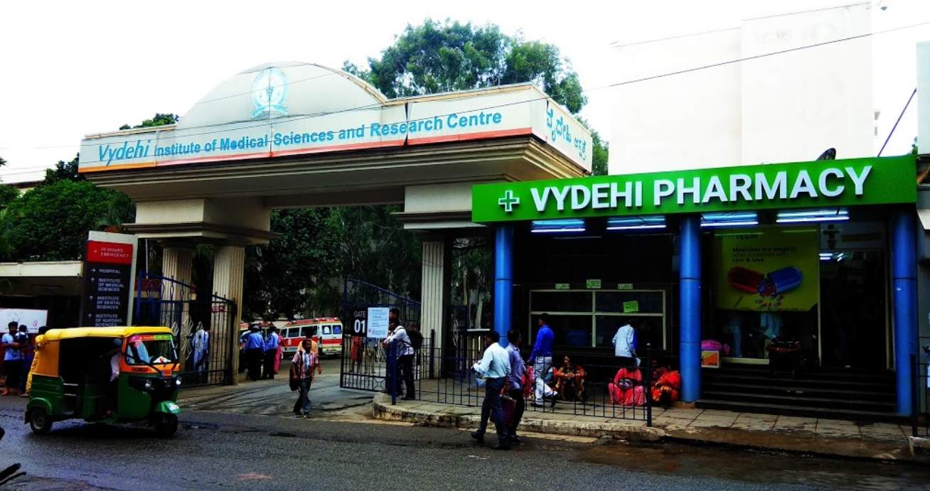 BR 100680 Vydehi Institute of Medical Sciences and Research Centre